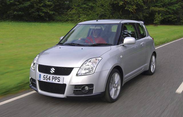 Suzuki Swift 2005-2010