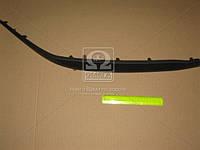 Молдинг бампера передний правый Skoda OCTAVIA 05-09 (производство TEMPEST), AAHZX