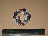 Щетка стартера МТЗ 24В комплект с щёткодержателем (ТМ JUBANA) (арт. 243703102), AAHZX