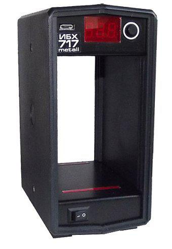 Рамочный хронограф для измерения скорости пули и дульной энергии ИС-ПБХ 717