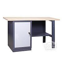 Верстак (промышленный стол) 31 Д 850(h)х1500х620 мм