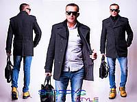 Класичне кашемірове пальто Віктор 44-56 р