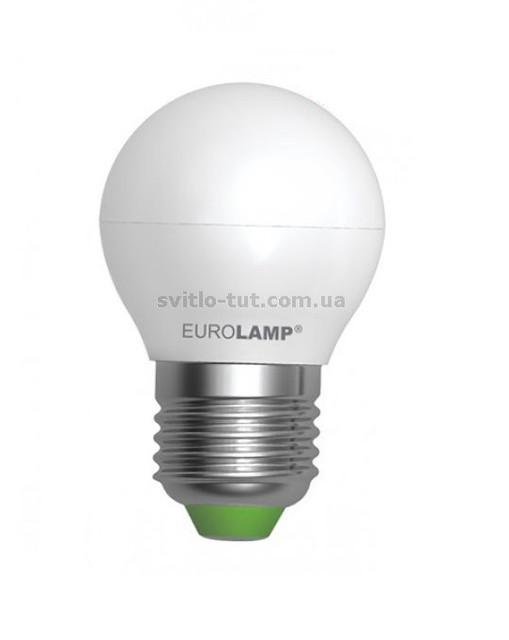 Лампочки светодиодные E27 круглые (2W - 6W)