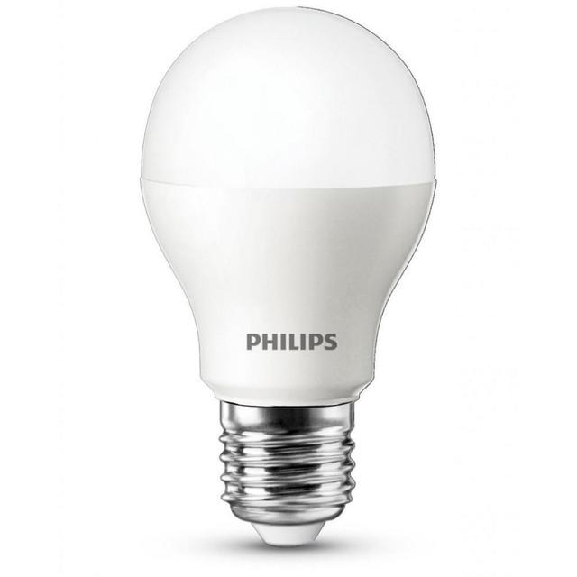 Лампочки светодиодные E27 круглые (7W - 9W)