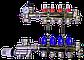 Коллектор Koer для теплого пола на 3 контура с нижним подключением, фото 5