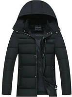 Мужская зимняя куртка GYFS All-Black Barbour