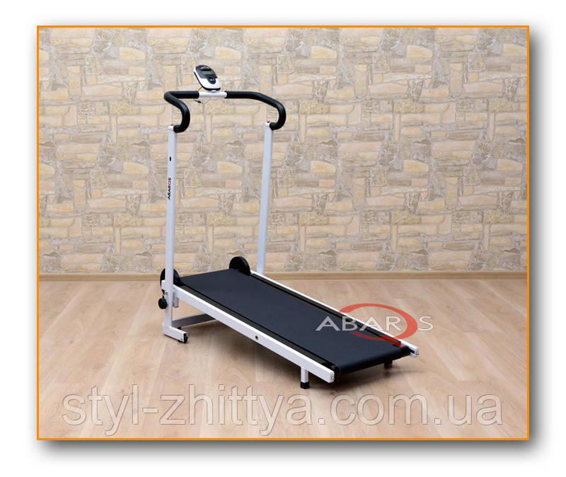 Механічна бігова доріжка Abarqs 205-1, до 100 кг