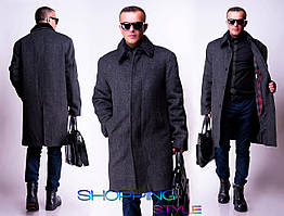 Классическое кашемировое пальто Андрэ 44-56 р