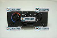 Блок управления отопителем Ланос, Сенс с кнопкой вкл кондиционера Chevrolet Lanos (96273730)