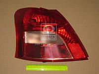 Фонарь задний левый Toyota YARIS 06- HB (производство TYC) (арт. 11-B182-01-2B), AEHZX