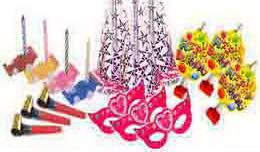 Дудки-язычки, носики, неоновые товары
