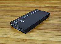 Внешний аккумулятор Повербанк,  Power Bank Remax relan RPP-65 Черный 10000 MAH