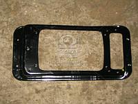 Кронштейн фары с петлей (не окрашено, грунтовка) (производство МАЗ), ACHZX