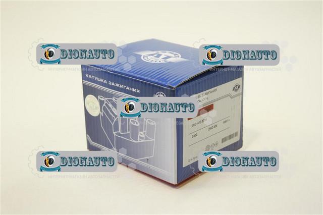 Катушка зажигания 406дв АТ ГАЗ-2705 (дв. ЗМЗ-402) (406.3705)