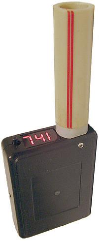 Хронограф для измерения скорости пули и дульной энергии ИС-ПБХ 741