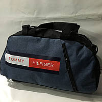 Спортивная, дорожная сумка Tommy Томми . Сумка - рюкзак. Сумка в дорогу. Сумка для спорта, в спортзал