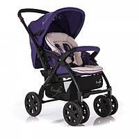 Детская прогулочная коляска Everflo E-337 фиолетовая