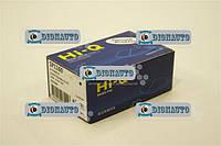 Колодка задняя тормозная Лачетти до 2007 HI-Q дисковые к-т Lacetti 1.8 CDX (sp1160)