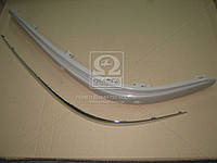 Накладка бампера переднего лев. MB 211 02-06 (производство TEMPEST) (арт. 350325923), ACHZX
