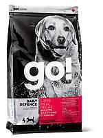Сухой беззерновой корм «Go! Со свежим ягненком» (для собак и щенков) 11,35кг