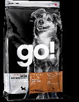 Сухой беззерновой корм «Go! Со свежей олениной» (для собак и щенков с чувствительным пищеварением) 11,35кг