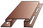 Альта-Профіль З'єднання для сайдинга блок хаус вінілового (3,05М)