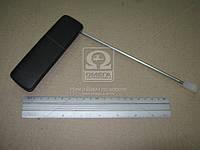 Ручка двери ВАЗ 2110 передняя левая наруж. с тягой (производство ОАТ-ДААЗ) (арт. 21100-610513500), AAHZX