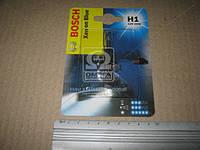 Лампа накаливания H1 12V 55W P14,5s XENON BLUE (производство Bosch) (арт. 1987301011), AAHZX