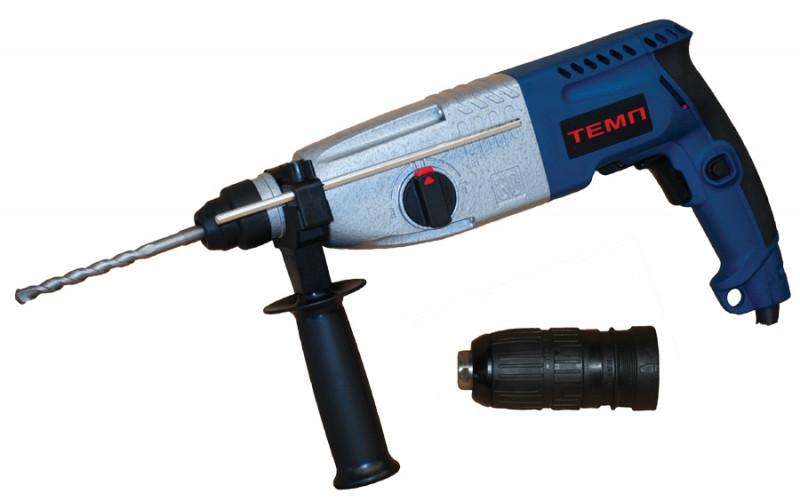 Перфоратор прямой Темп ПЭ-950 ДФР