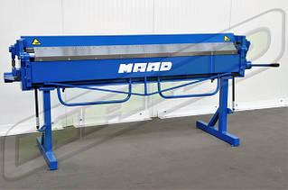 Механический листогибочный станок HS-2100/1.2