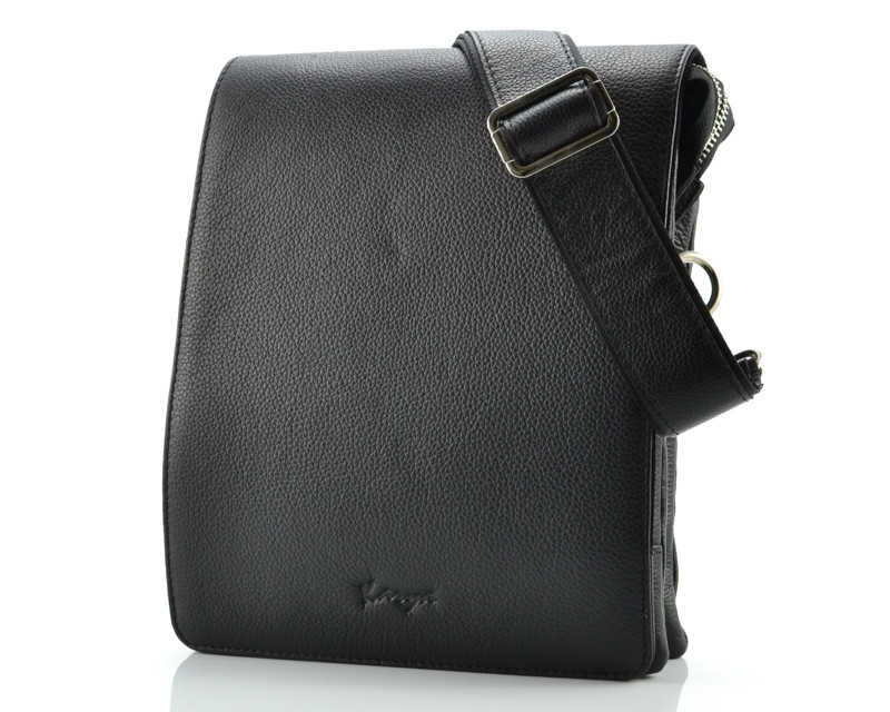 ca9b8d126ac7 Кожаная мужская сумка Karya 0366-45 (Турция) - Portmoneshop.com.ua