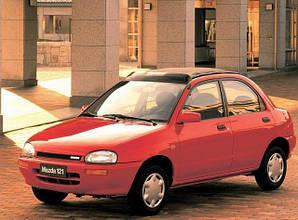 Mazda 121 / Мазда 121 (Седан) (1991-1995)