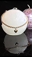 Браслет Шопард, золото, вес 6,71грм.