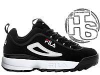 Женские кроссовки Fila Disruptor II 2 Black/White/Red FW01653-018