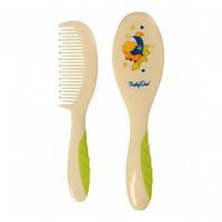 Щетка и расческа для волос Тукан BabyOno 226