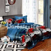 Детское постельное бельё для мальчика Мотоцикл