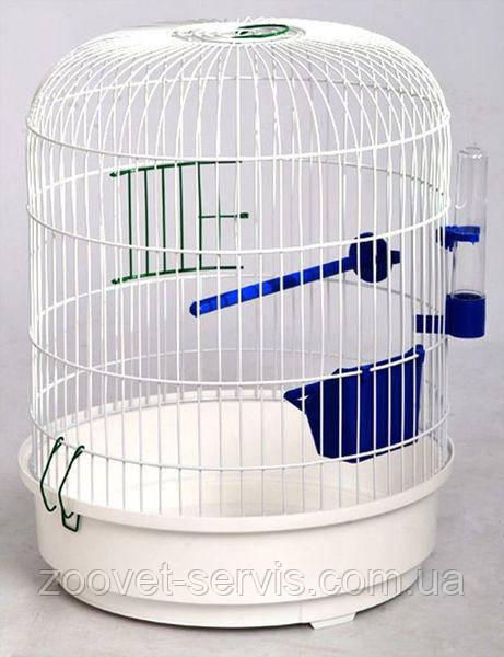 Клетка для птиц РОНДО Лори круглая 325х440 мм