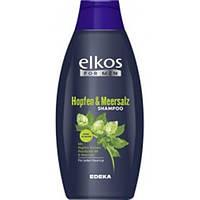 Шампунь Elkos For Men Hopfen & Meersalz, 500 мл (Германия)