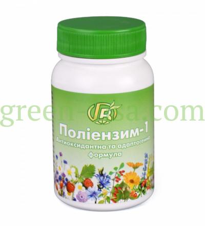 """Для щитовидной железы """"Полиэнзим - 1"""" 280г - адаптогенная и антиоксидантная формула"""
