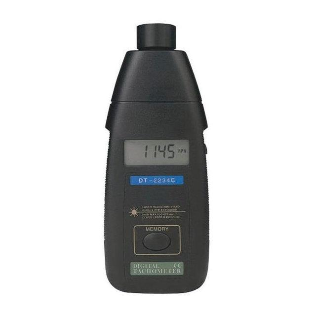 Безконтактний лазерний тахометр Walcom DT 2234C