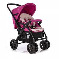Детская прогулочная коляска Everflo E-337 розовая