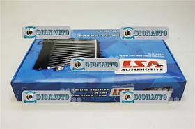 Радиатор охлаждения 2126, 2127, 2717 алюминиевый LSA ИЖ 2126 (2126-1301010)