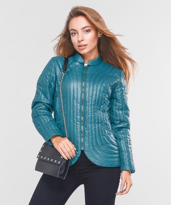 Модная молодежная демисезонная куртка, фото 1