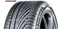Легковые летние шины Uniroyal Rain Sport 3 235/55 R18 100V
