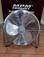 Вентилятор напольный MPM MWP 04 металлический