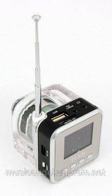 Nizhi TT-029 антенна и фм радио