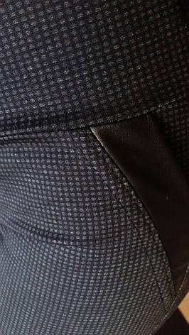 Трикотажные лосины женские №1/2 (норма), фото 2