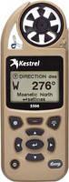 Карманный метеоизмеритель «Кестрел» 5500 с функцией связи и флюгерной установкой