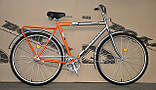 Велосипед «ВОДАН» дорожный усиленный, фото 3