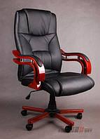 Кресло руководителя Calviano Prezydent (NEO-01) в черном цвете